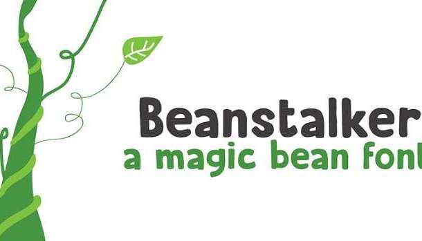 Beanstalker Font