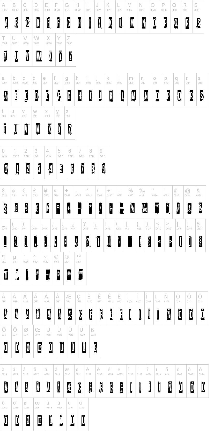 Blockheads Font-1