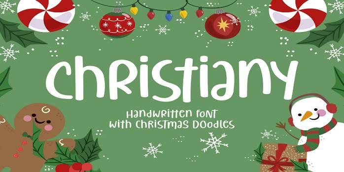 Christiany Font
