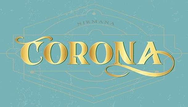 Corona Font