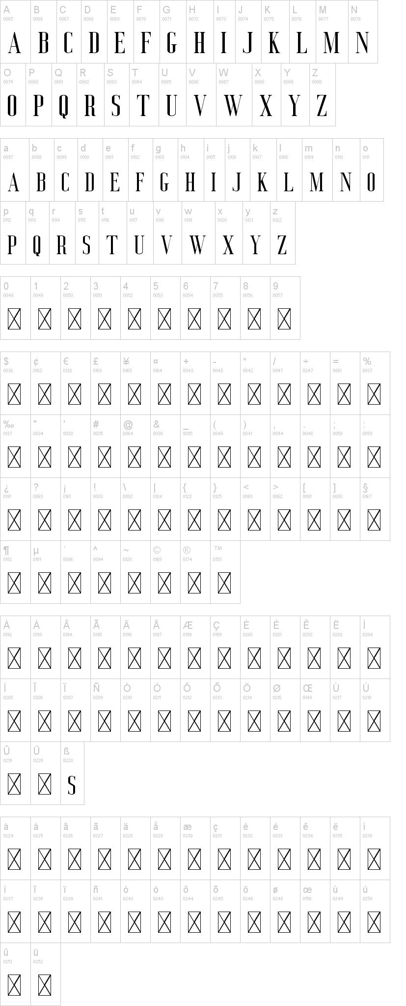 Deluce Font Family-1