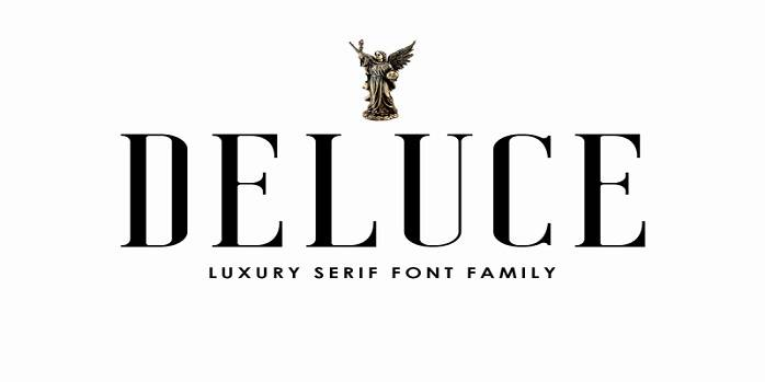 Deluce Font Family