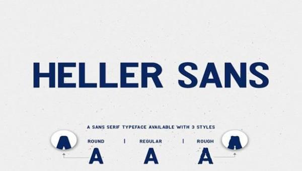 Heller Font