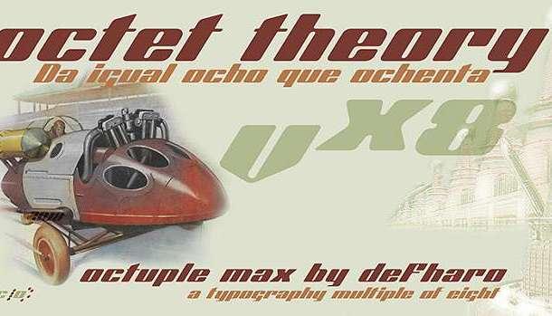 Octuple Max Font