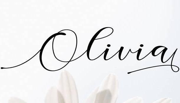 Olivia Font