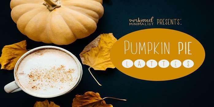 Pumpkin Pie Lattes Font