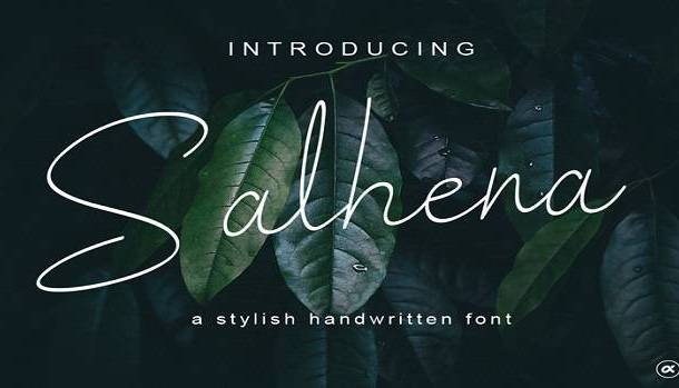 Salhena Font