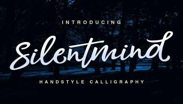 Silentmind Font
