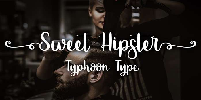 Sweet Hipster Font