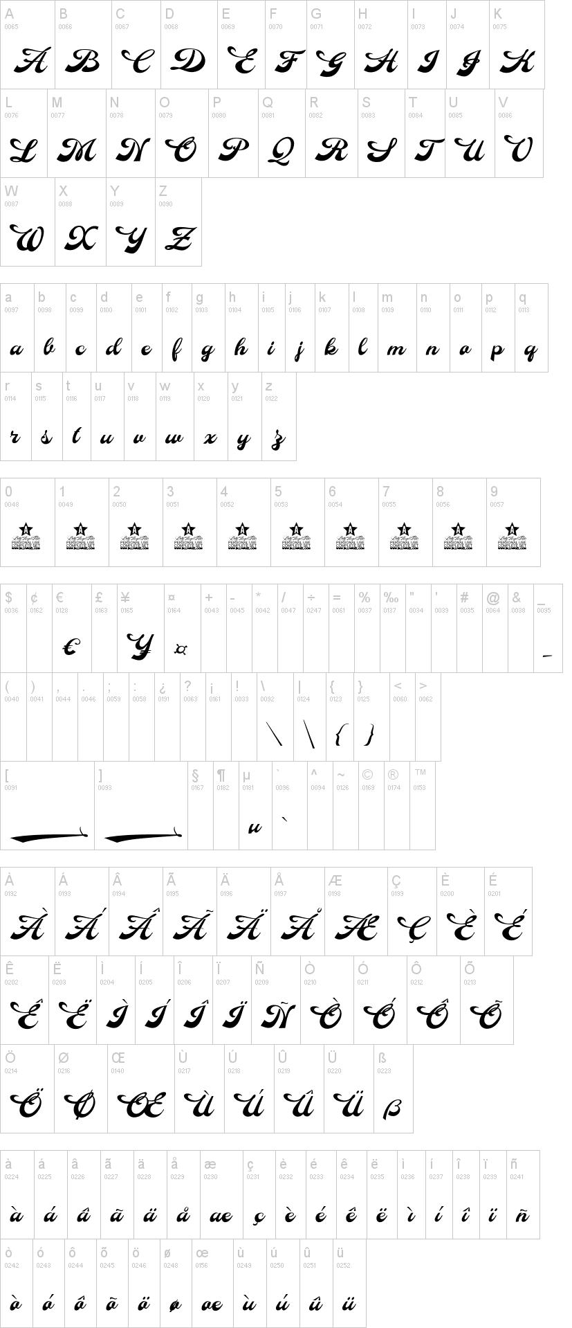 Anette font-1