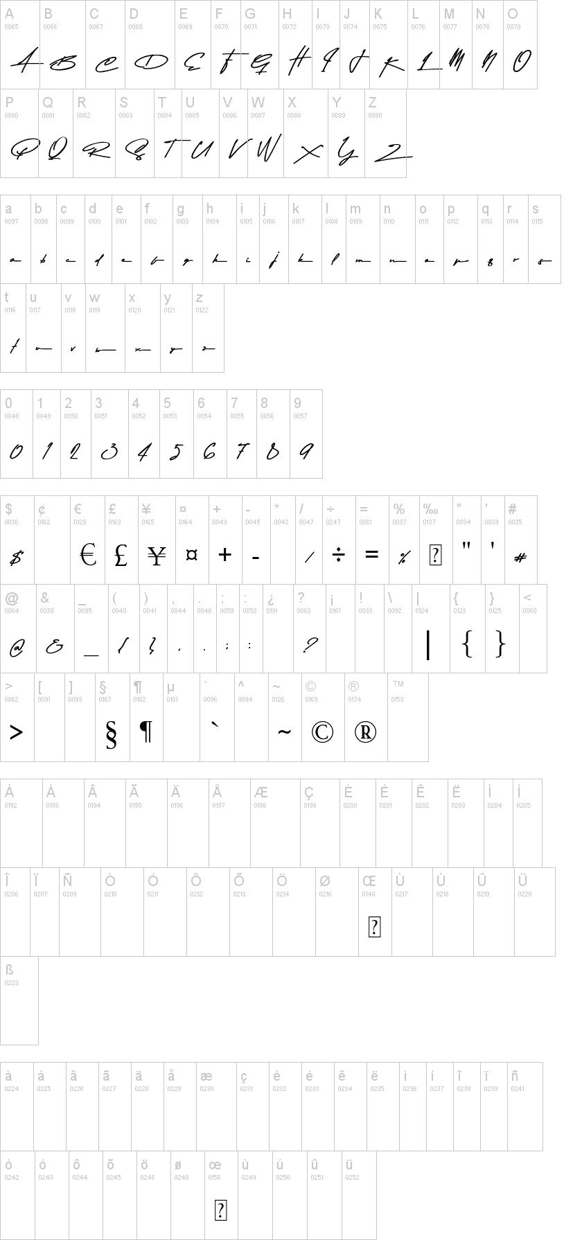 Asem Kandis Font-1