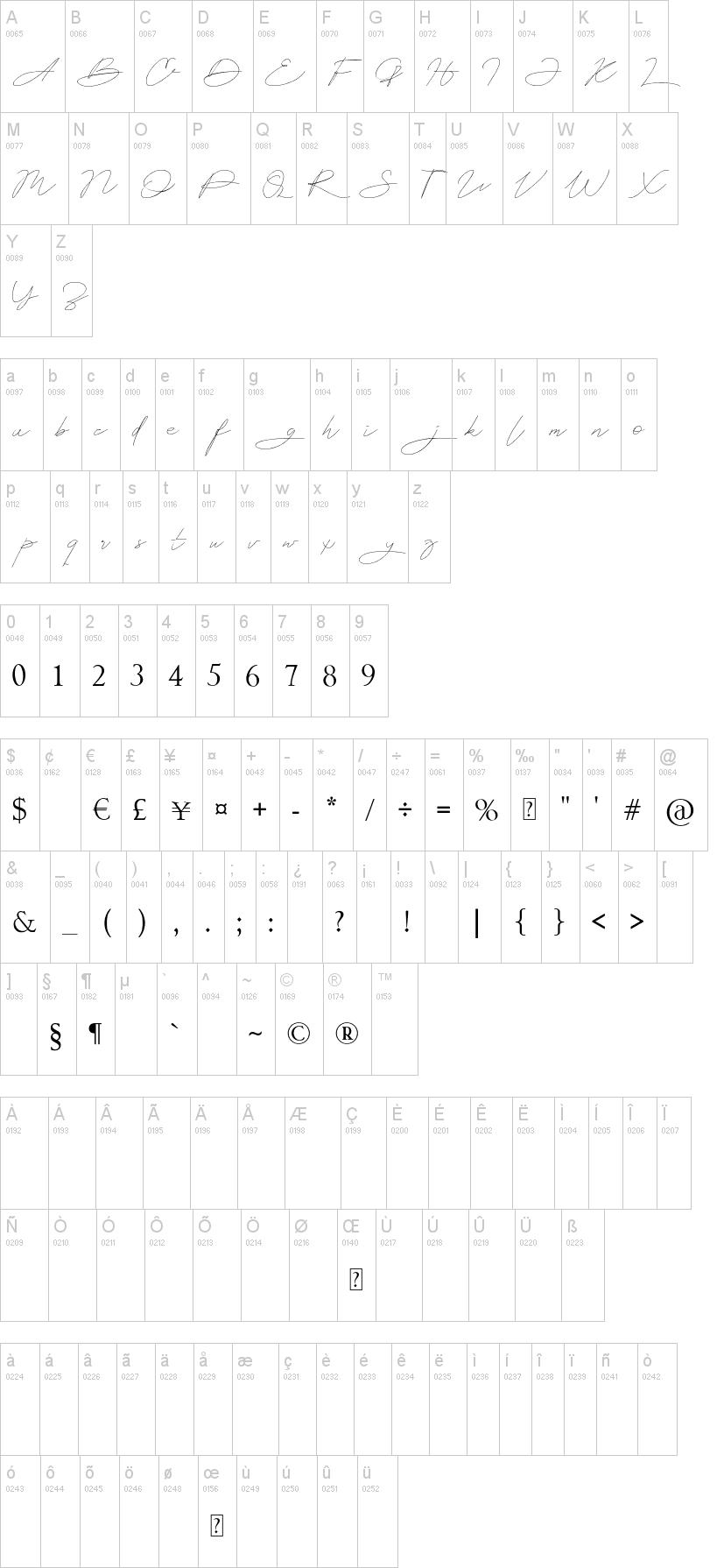 Astina Font-1