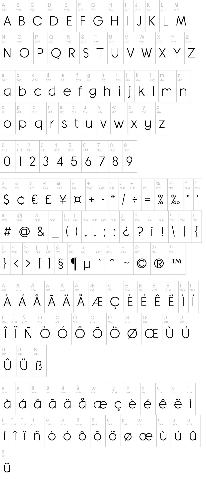 Banks Miles Single Line Font-1