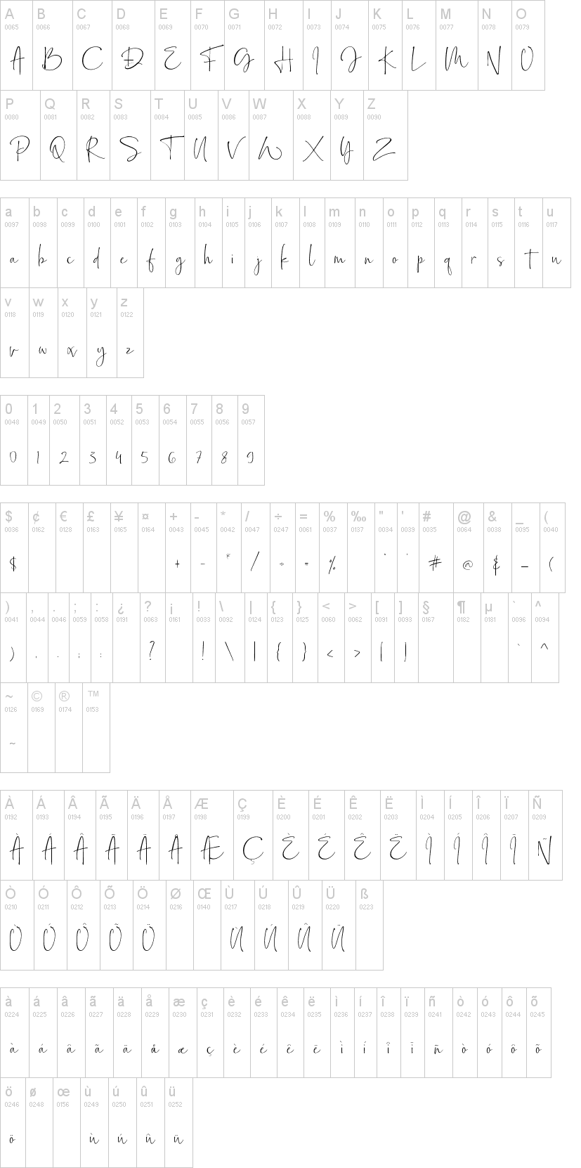 Bollivia Rosilla Script Font-1