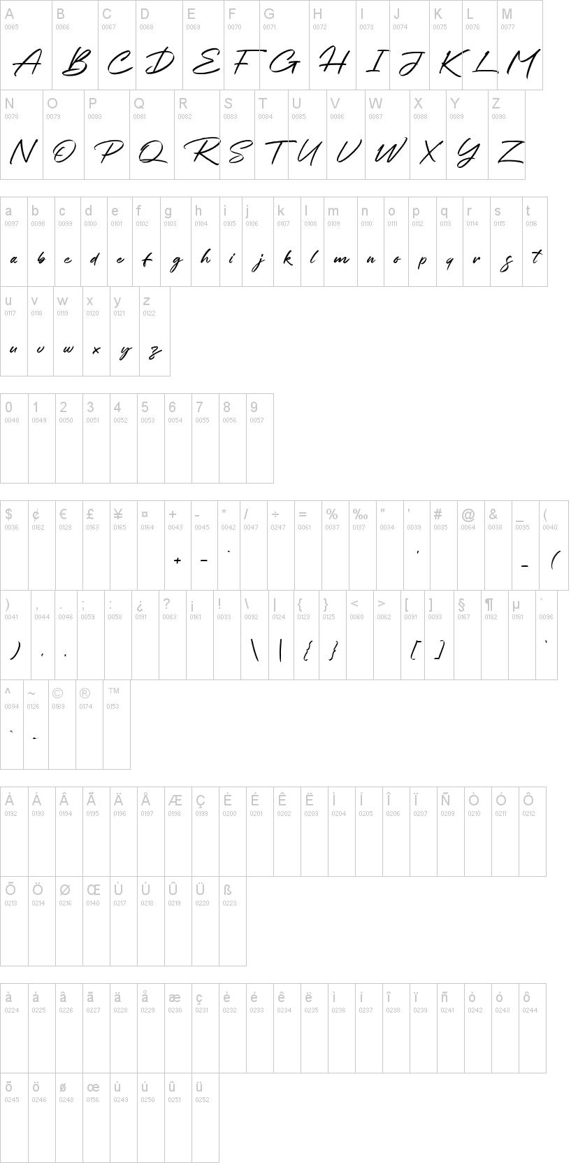 Chalifor Dalsatic Font-1