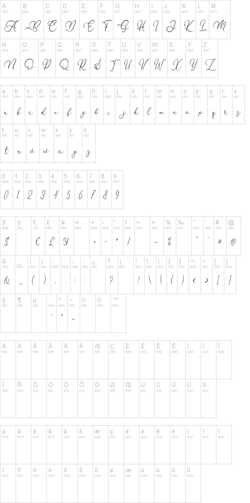Flanella Font-1