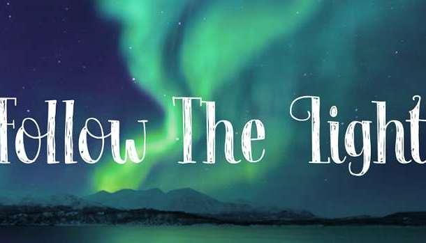 Follow The Light Font