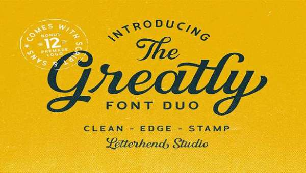 Greatly Font