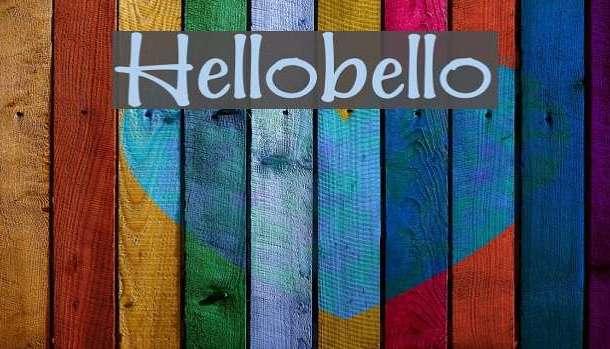 Hellobello! Font Family