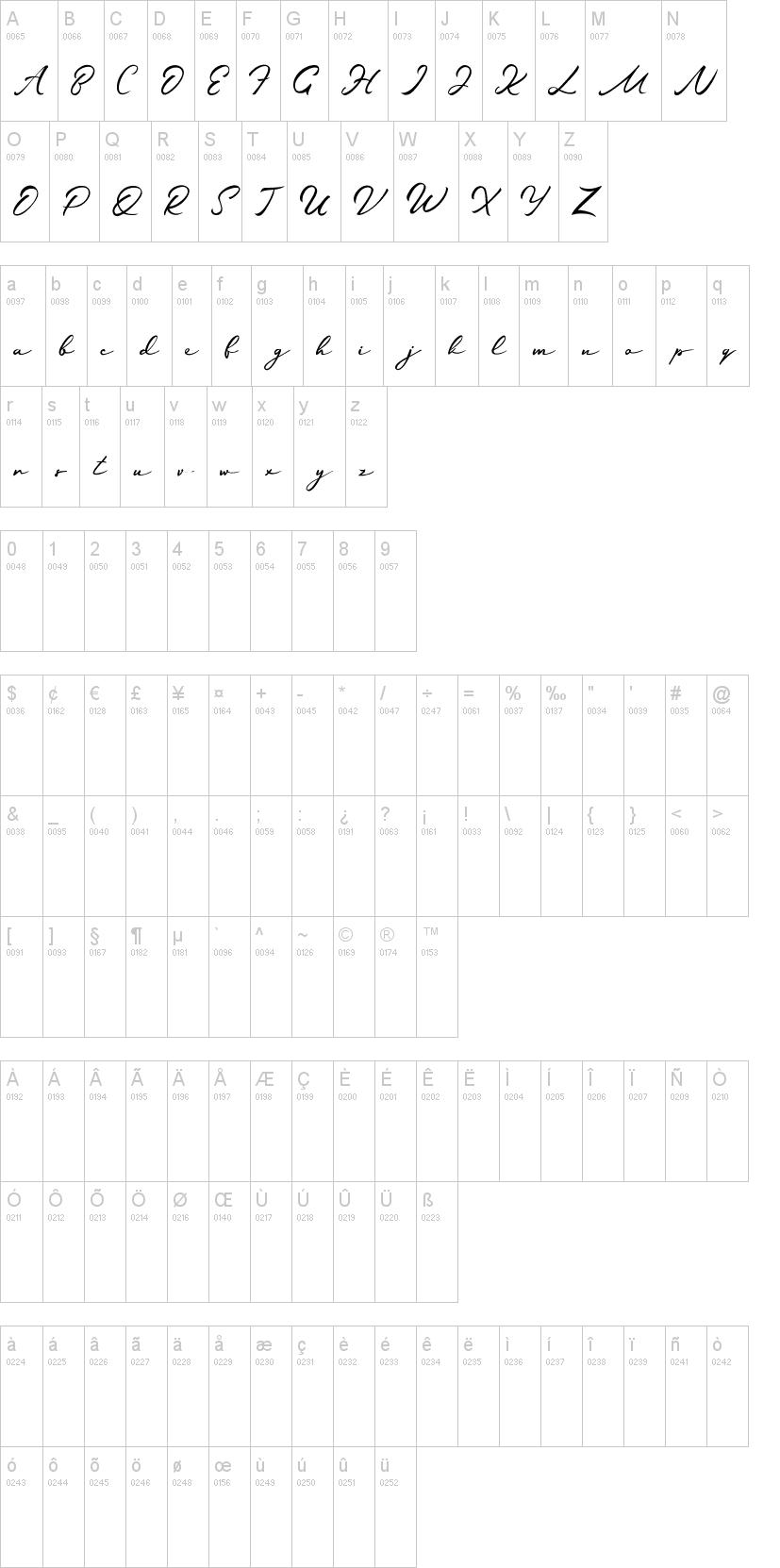 Jamilah Font-1