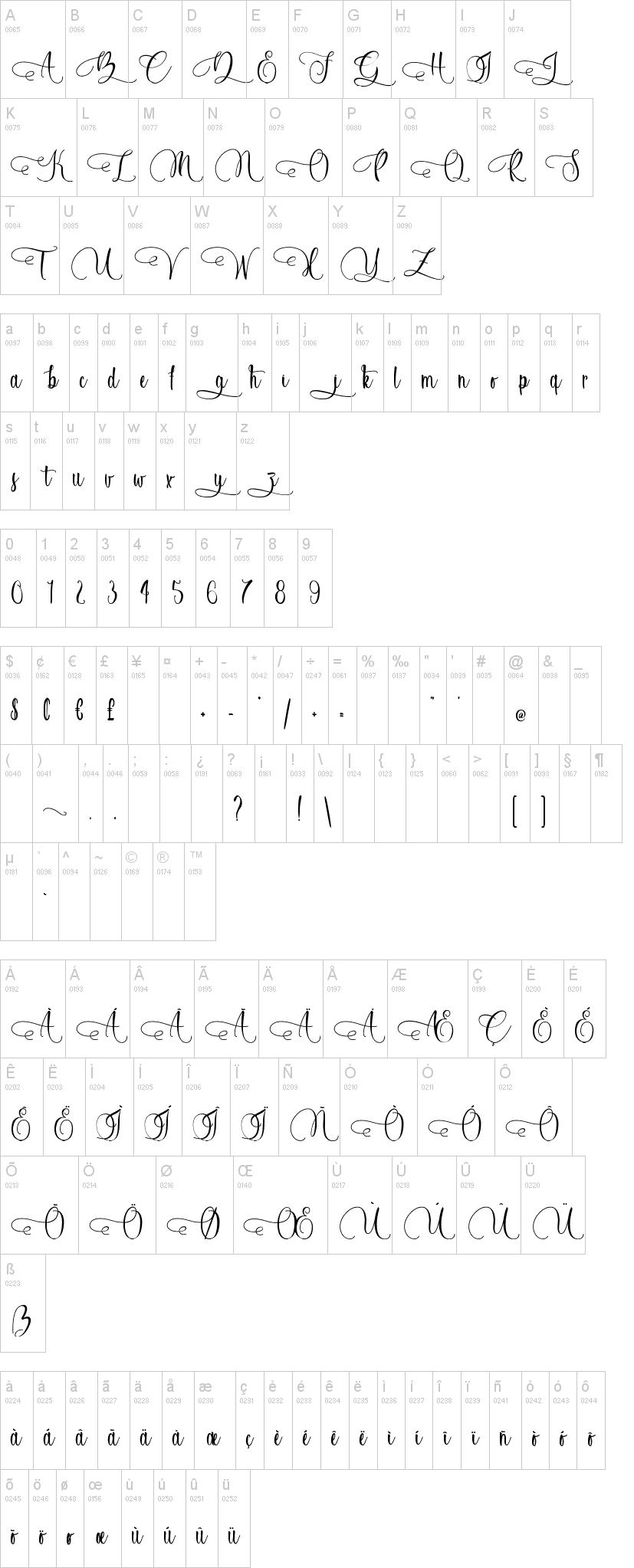 Lonely Basket Font-1