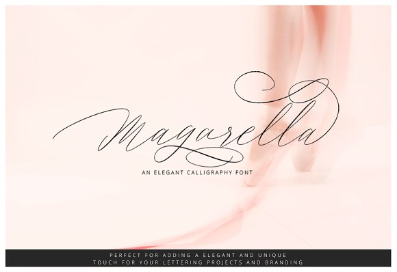Magarella Script Font