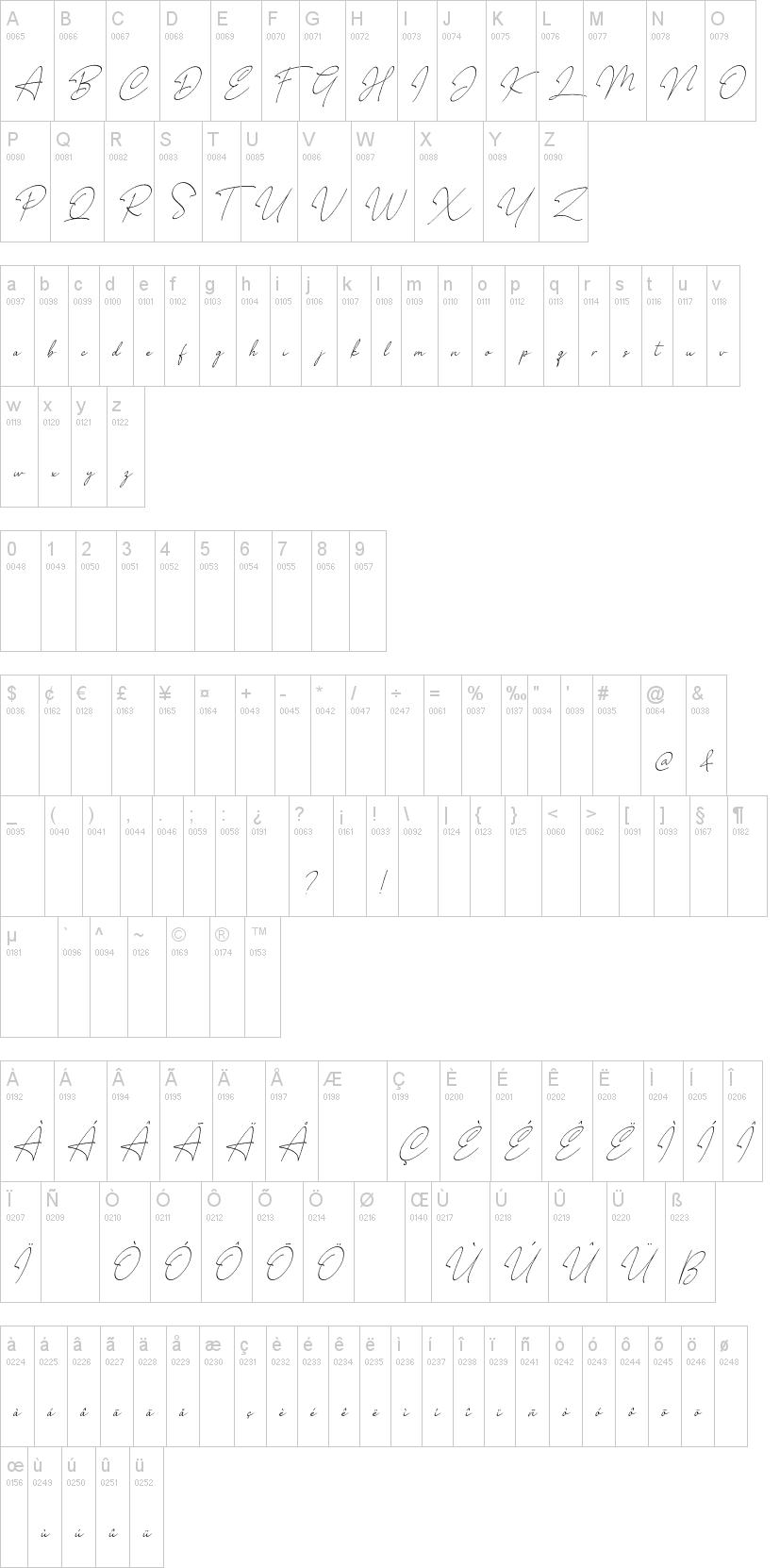 Millano Font-1