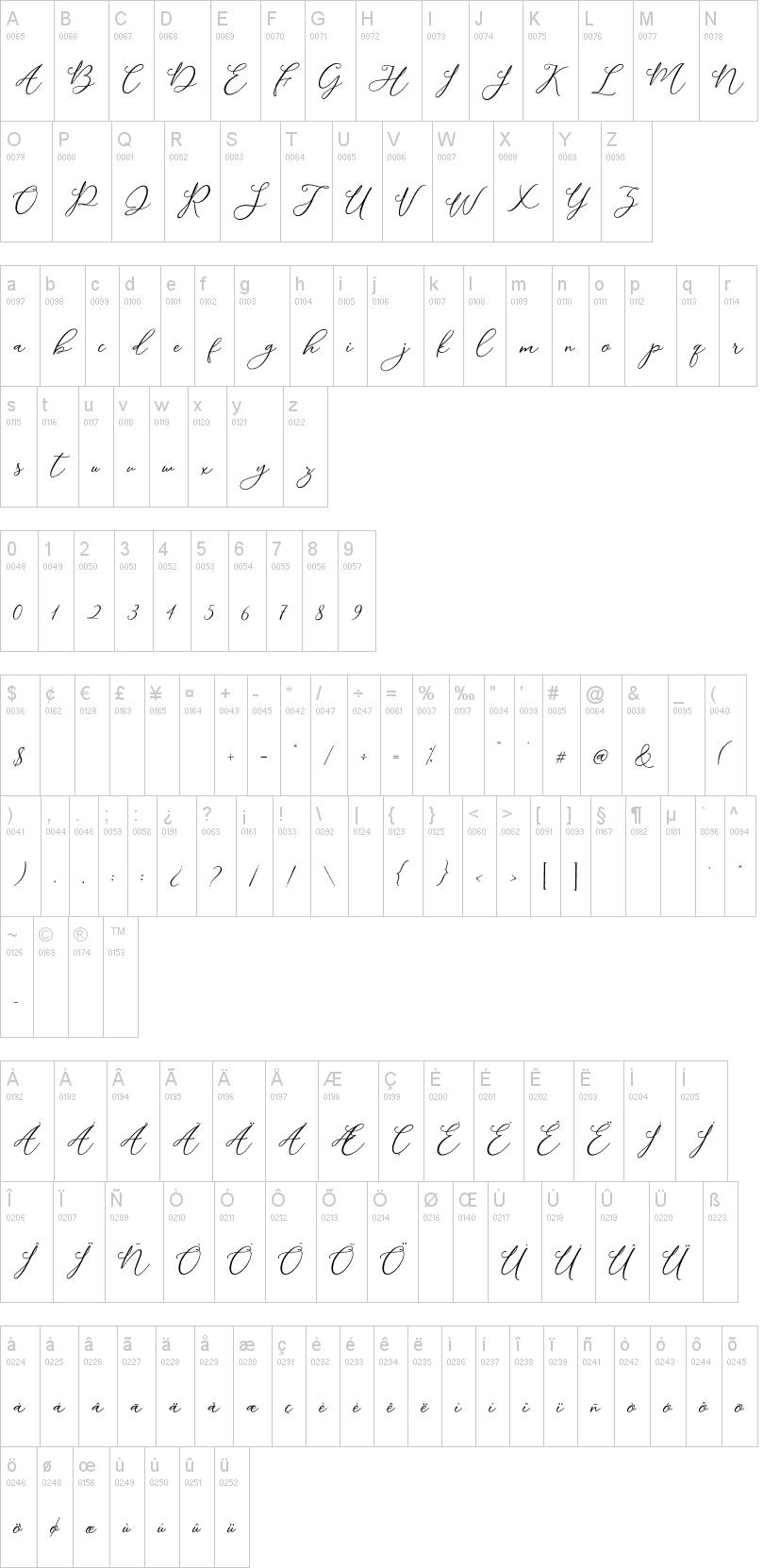 Modennta Font-1