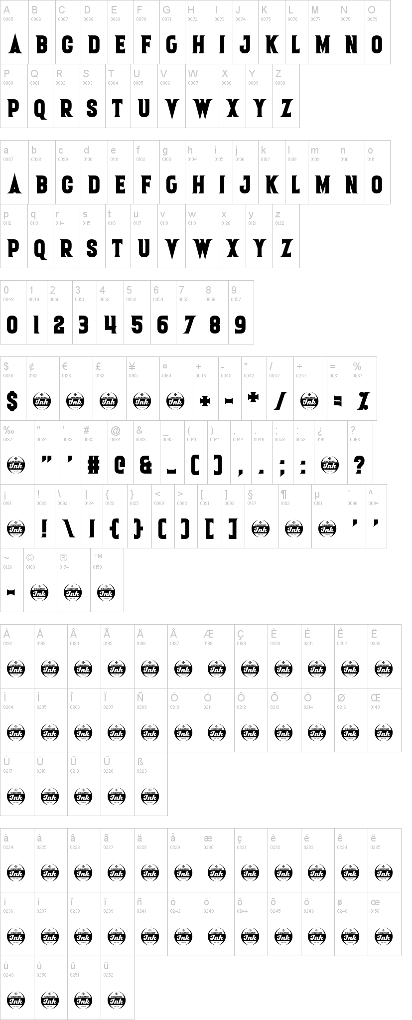 One Slice Font-1