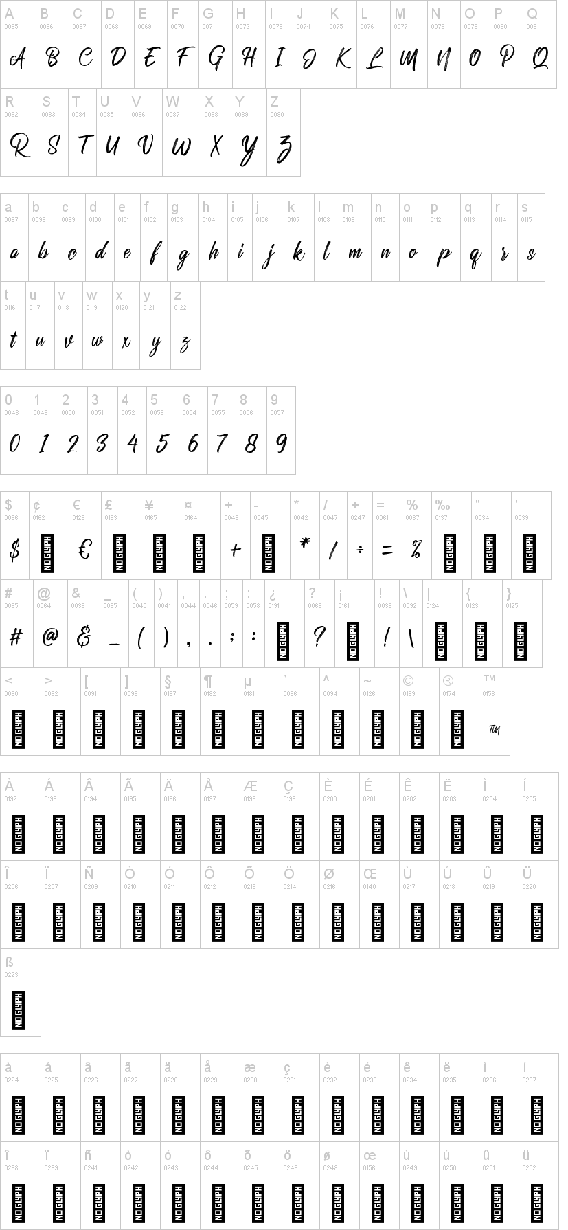 Rollete Qaku Font-1