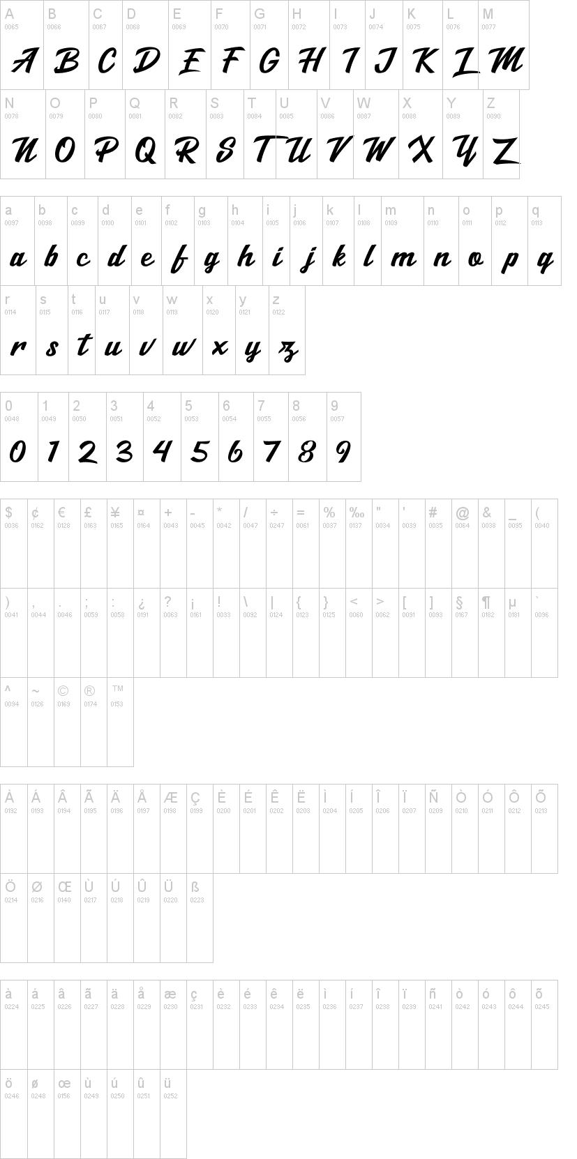 Salikin Font-1