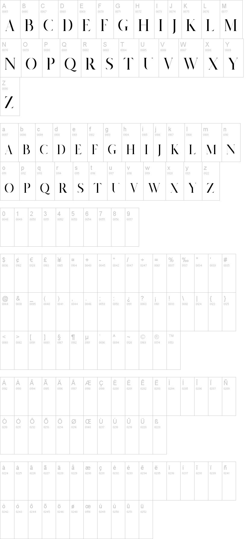 Salvalyn Font-1