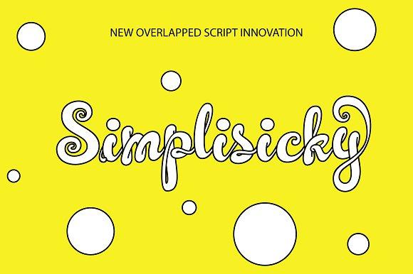 Simplisicky Font Family