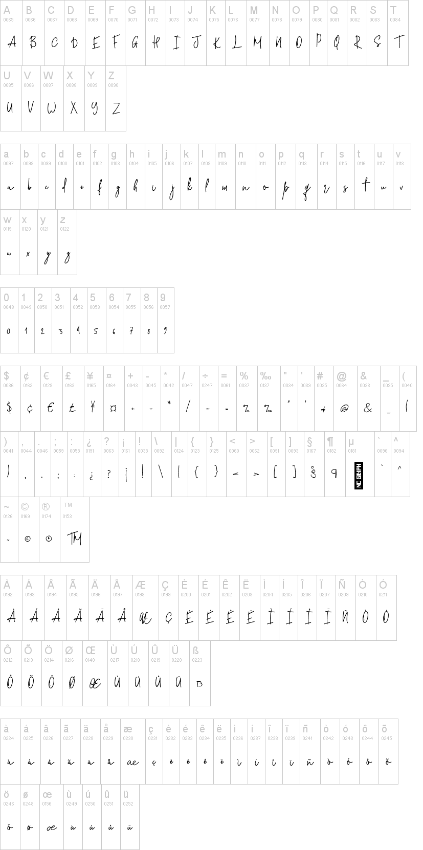 Stone Soul Font-1