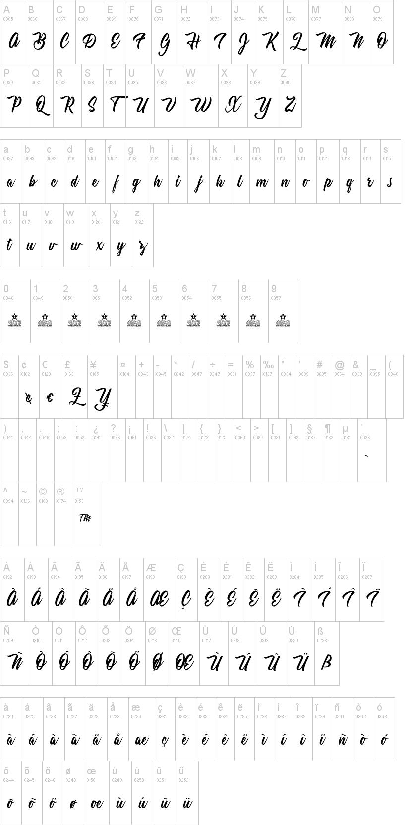 Summer Daisy Font-1