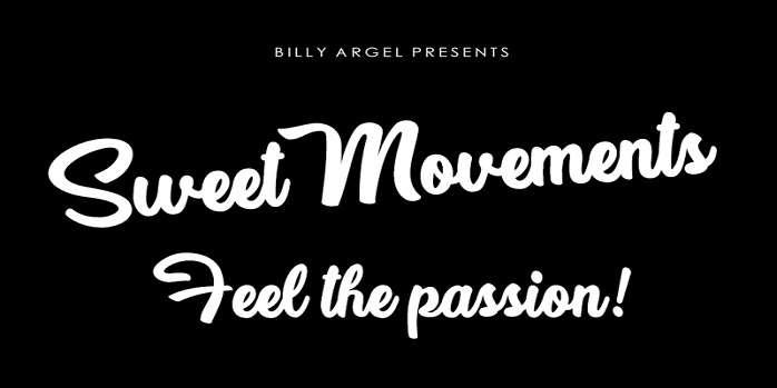 Sweet Movements Font