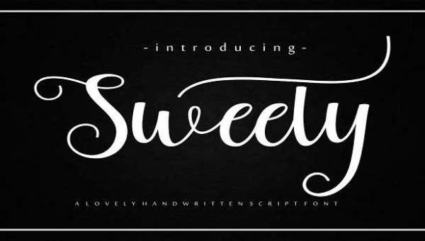 Sweety Font
