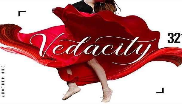 Vedacity Font