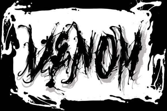 Venom Font
