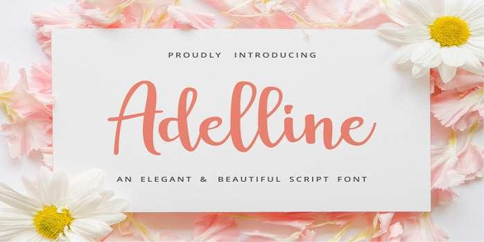 Adelline Font