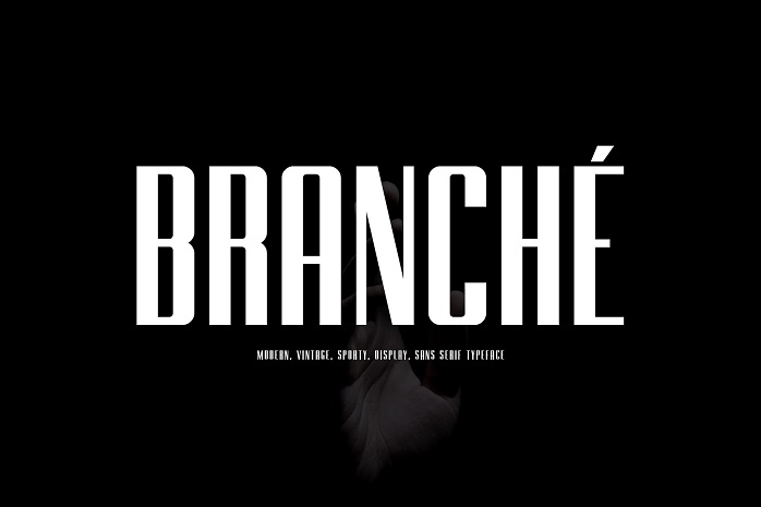 BRANCHE Typeface