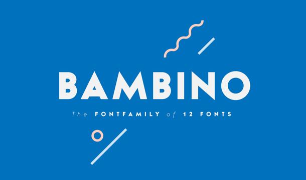 Bambino Font