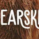 Bearskin Font