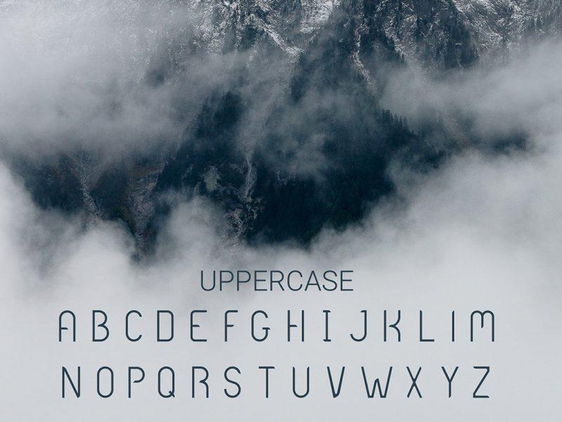 Beway Font-1