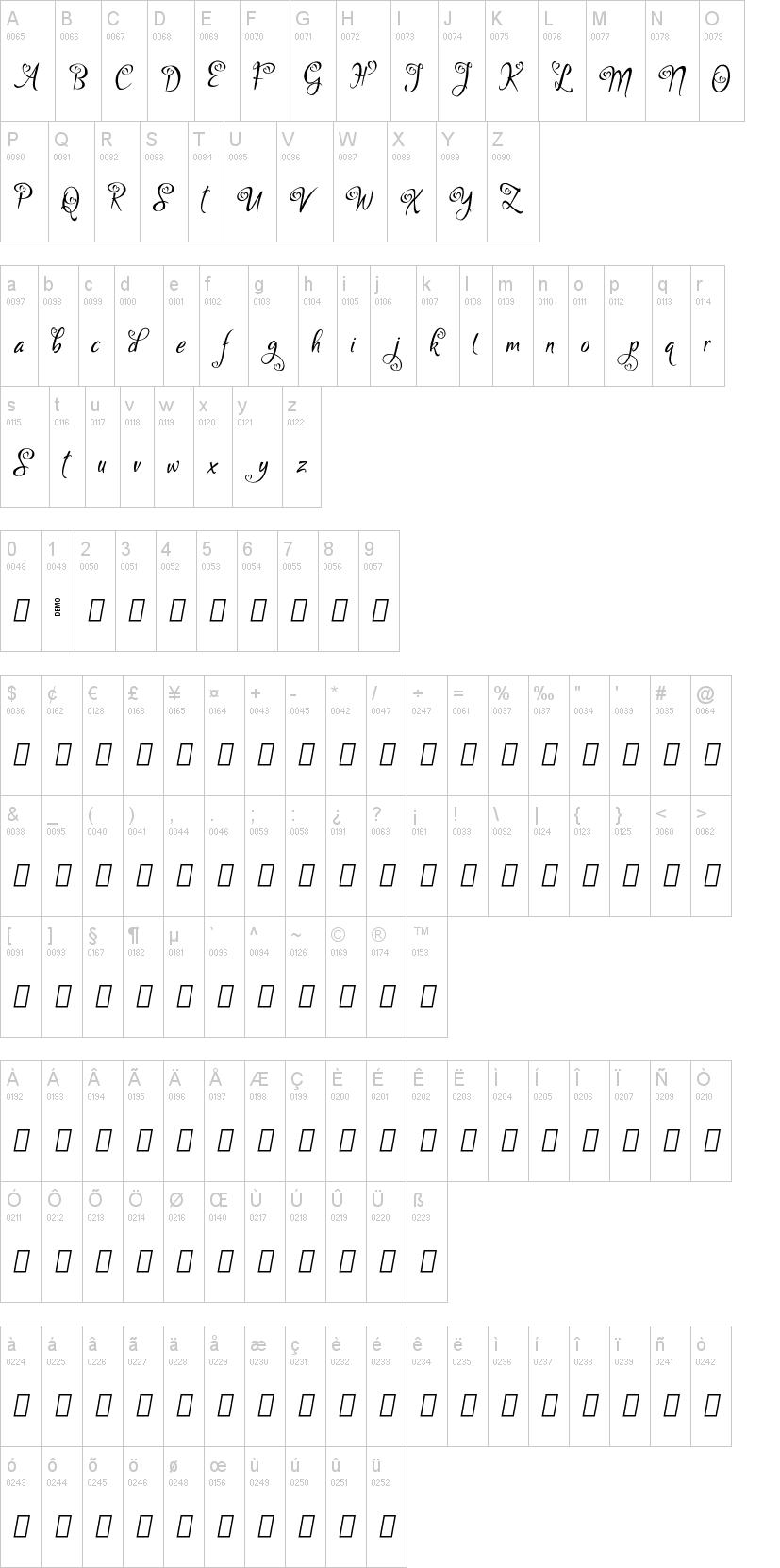 Bigdey Font-1