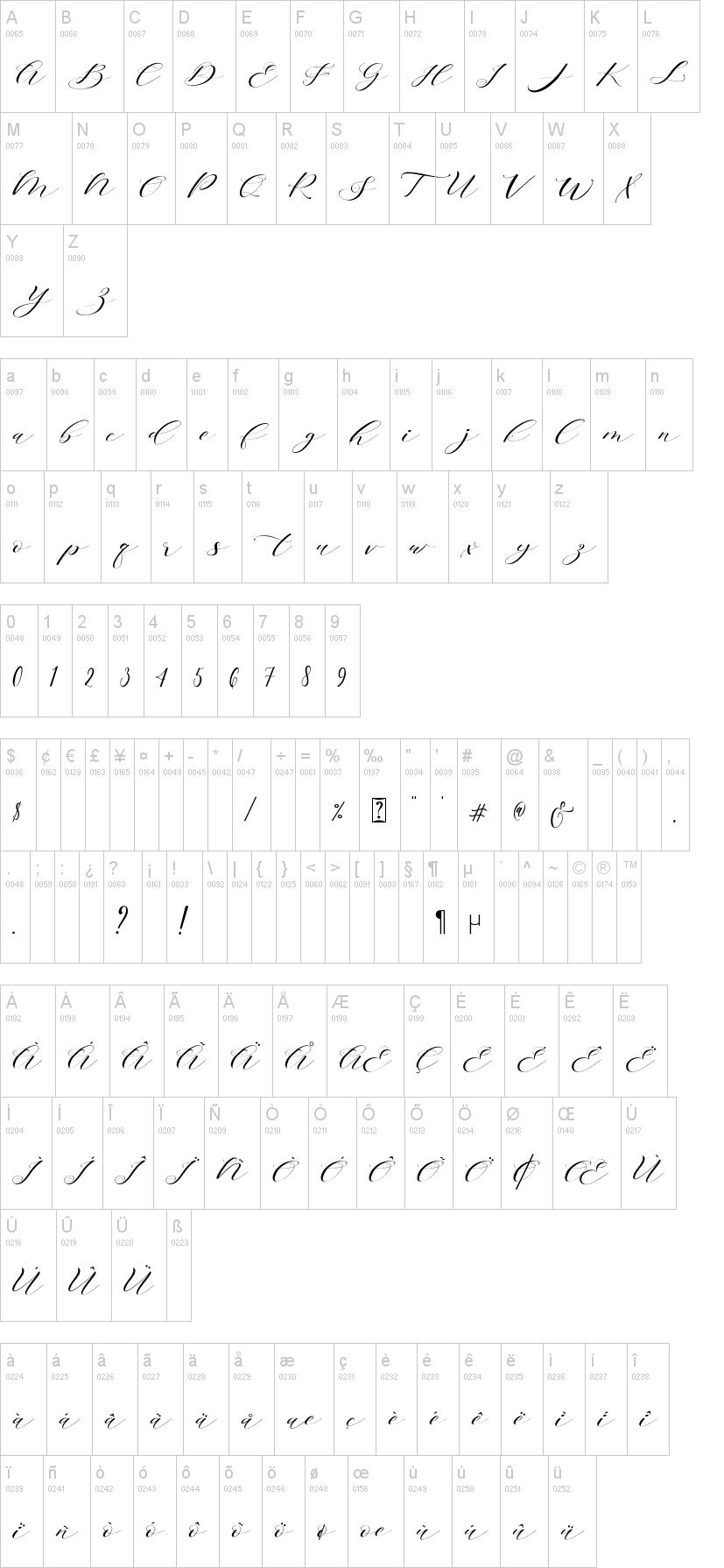 Brainlove Font-1