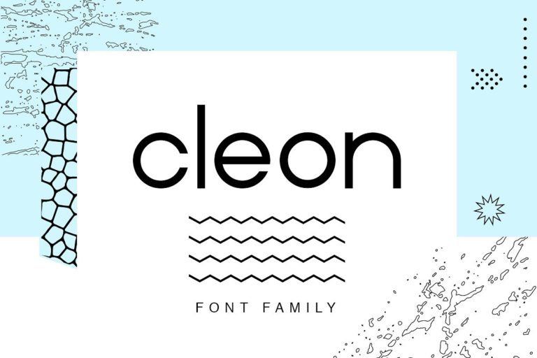 Cleon Font Family