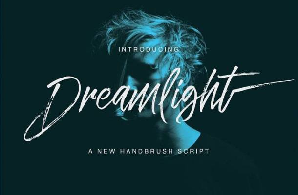 Dreamlight Script Font