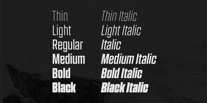 Grand Font Family-1
