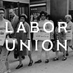 Labor Union Typeface